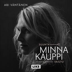 Väntänen, Ari - Minna Kauppi - Suunta/vaisto, äänikirja