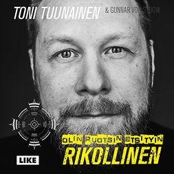 Sydow, Gunnar von - Olin Ruotsin etsityin rikollinen, äänikirja