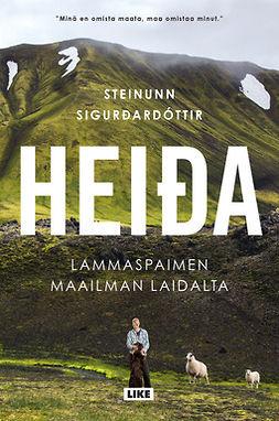 Asgeirdóttir, Hei?a - Heida: Lammaspaimen maailman laidalta, e-kirja