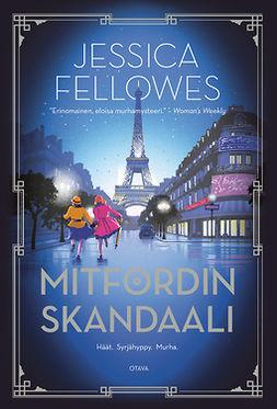 Fellowes, Jessica - Mitfordin skandaali, e-kirja
