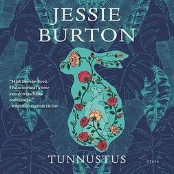 Burton, Jessie - Tunnustus, äänikirja