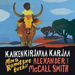 Smith, Alexander McCall - Kaikenkirjavaa karjaa, äänikirja