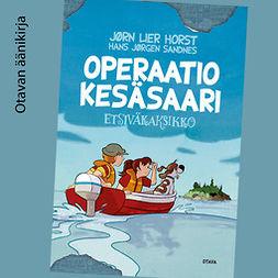 Horst, Jørn Lier - Operaatio Kesäsaari: Etsiväkaksikko 5, äänikirja