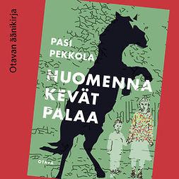 Pekkola, Pasi - Huomenna kevät palaa, audiobook