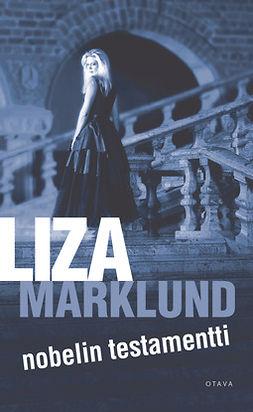 Marklund, Liza - Nobelin testamentti, e-kirja