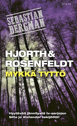 Hjorth, Michael - Mykkä tyttö, e-kirja