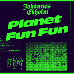 Ekholm, Johannes - Planet Fun Fun, äänikirja