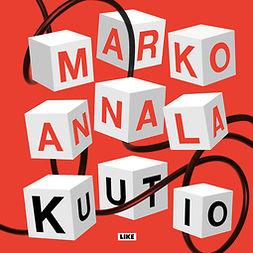 Annala, Marko - Kuutio, äänikirja
