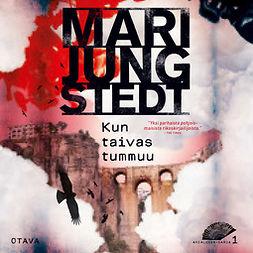 Jungstedt, Mari - Kun taivas tummuu, äänikirja