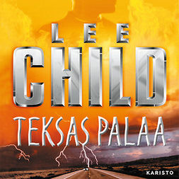 Child, Lee - Teksas palaa, audiobook