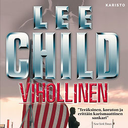 Child, Lee - Vihollinen, audiobook
