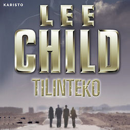 Child, Lee - Tilinteko, audiobook