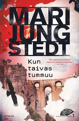 Jungstedt, Mari - Kun taivas tummuu, ebook