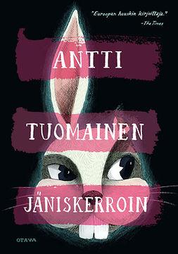 Tuomainen, Antti - Jäniskerroin, e-kirja