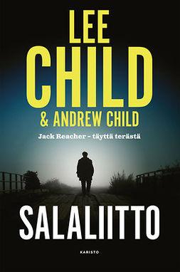 Child, Lee - Salaliitto, e-kirja