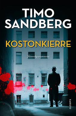 Sandberg, Timo - Kostonkierre, e-kirja
