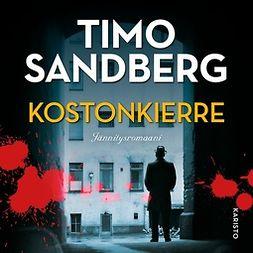 Sandberg, Timo - Kostonkierre, äänikirja
