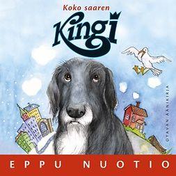 Nuotio, Eppu - Koko saaren Kingi, äänikirja