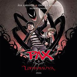 Larsson, Åsa - Pax 1 - Loitsusauva, äänikirja