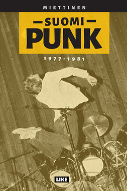 Miettinen, Kimmo - Suomipunk 1977-1981, e-kirja