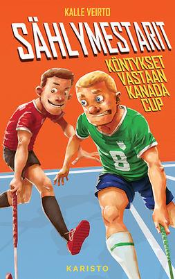 Veirto, Kalle - Köntykset vastaan Kanada Cup, e-kirja