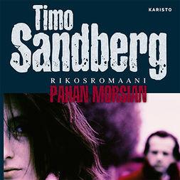 Sandberg, Timo - Pahan morsian, äänikirja