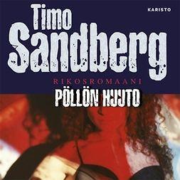 Sandberg, Timo - Pöllön huuto, äänikirja