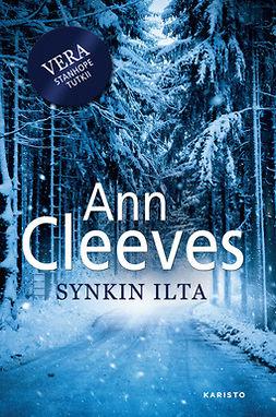 Cleeves, Ann - Synkin ilta, e-kirja