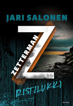 Salonen, Jari - Ristilukki, ebook
