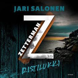 Salonen, Jari - Ristilukki, audiobook