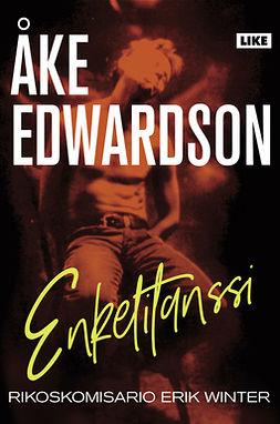 Edwardson, Åke - Enkelitanssi, ebook