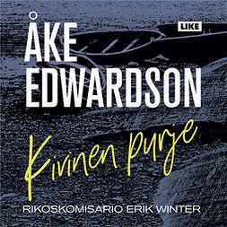 Edwardson, Åke - Kivinen purje, äänikirja