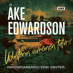 Edwardson, Åke - Winterin viimeinen talvi, äänikirja
