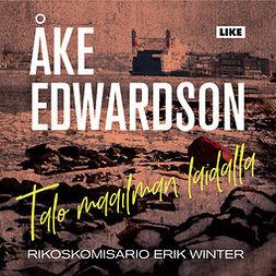 Edwardson, Åke - Talo maailman laidalla, äänikirja