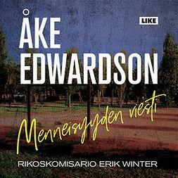 Edwardson, Åke - Menneisyyden viesti, äänikirja