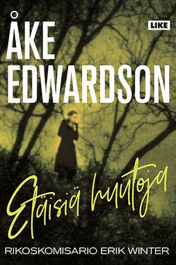 Edwardson, Åke - Etäisiä huutoja, e-kirja
