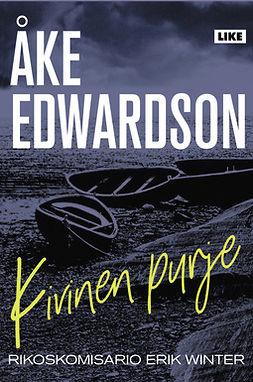 Edwardson, Åke - Kivinen purje, e-kirja
