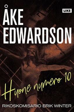 Edwardson, Åke - Huone numero 10, e-kirja