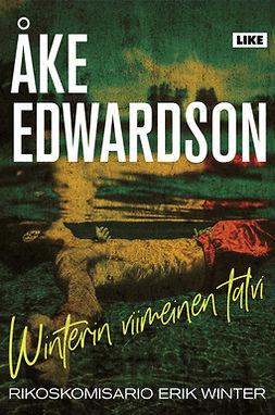Edwardson, Åke - Winterin viimeinen talvi, e-kirja