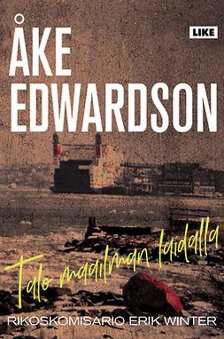Edwardson, Åke - Talo maailman laidalla, e-kirja