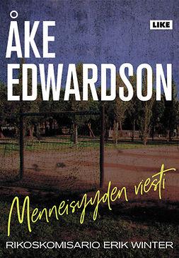 Edwardson, Åke - Menneisyyden viesti, e-kirja