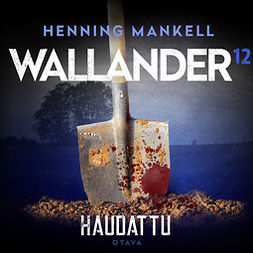 Mankell, Henning - Haudattu, audiobook