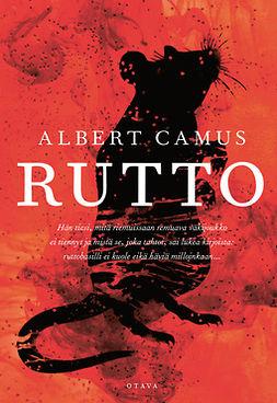 Camus, Albert - Rutto, e-kirja