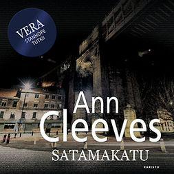 Cleeves, Ann - Satamakatu, äänikirja