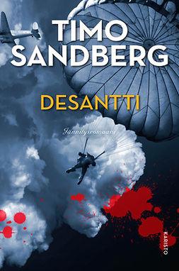 Sandberg, Timo - Desantti, e-kirja