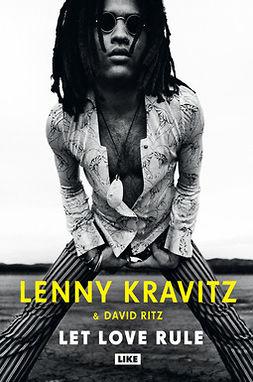 Kravitz, Lenny - Let Love Rule, e-kirja