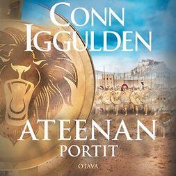 Iggulden, Conn - Ateenan portit, äänikirja