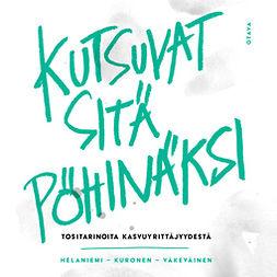 Helaniemi, Katariina - Kutsuvat sitä pöhinäksi: Tositarinoita kasvuyrittäjyydestä, äänikirja