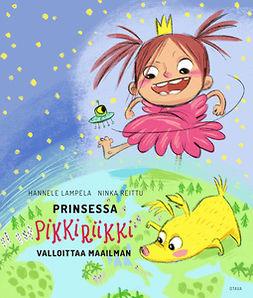 Lampela, Hannele - Prinsessa Pikkiriikki valloittaa maailman, e-kirja
