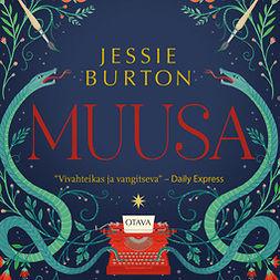 Burton, Jessie - Muusa, äänikirja